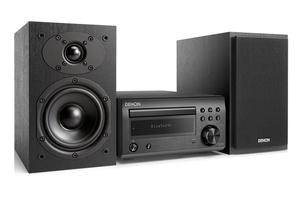 Denon D-M41DAB - mini system audio z odtwarzaczem CD