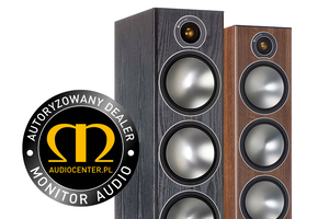 Cambridge Audio CXA60 | CXC | Monitor Audio Bronze 6 - zestaw stereo