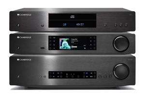 Cambridge Audio CXA80 | CXN v2 | CXC - zestaw stereo