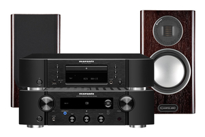 Marantz PM7000N | CD6007 | Monitor Audio Gold 100 - zestaw stereo