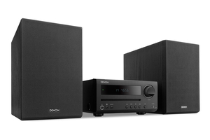Denon D-T1 - mini system audio z odtwarzaczem CD