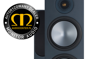 Cambridge Audio CXA81 | Monitor Audio Bronze 500 - zestaw stereo