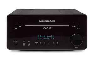 Cambridge Audio One | CD-RX30 - amplituner stereo z odtwarzaczem CD