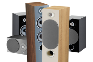 Focal Chora 816 | 806 | Center - zestaw kolumn do kina domowego 5.0
