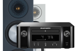 Marantz Melody X | M-CR612 | Monitor Audio Bronze 200 - zestaw stereo