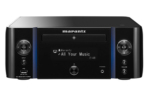 Marantz M-CR611 Melody Media - amplituner stereo z odtwarzaczem CD