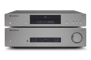 Cambridge Audio CXA81 | CXC II - zestaw stereo
