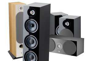 Focal Chora 826 | 806 | Center - zestaw kolumn do kina domowego 5.0