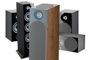 Focal Chora 826-D | 806 | Center - zestaw kolumn do kina domowego 5.0.2