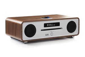 "Ruark Audio R4 Mk3 - system audio typu ""all-in-one"""