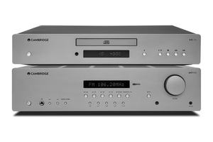 Cambridge Audio AXR100 | AXC35 - zestaw stereo