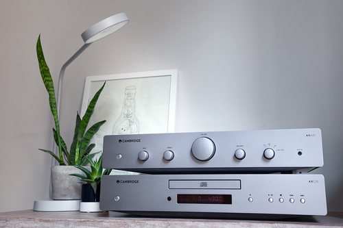 Cambridge Audio AXC25 - odtwarzacz płyt CD