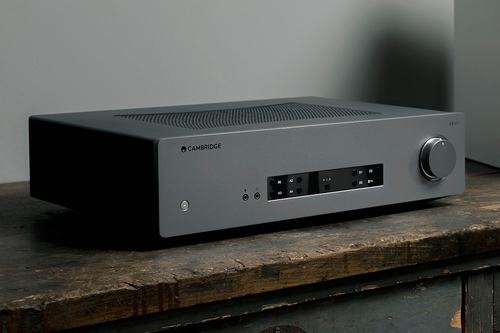 Cambridge Audio CXA61 | CXN v2 II - zestaw stereo