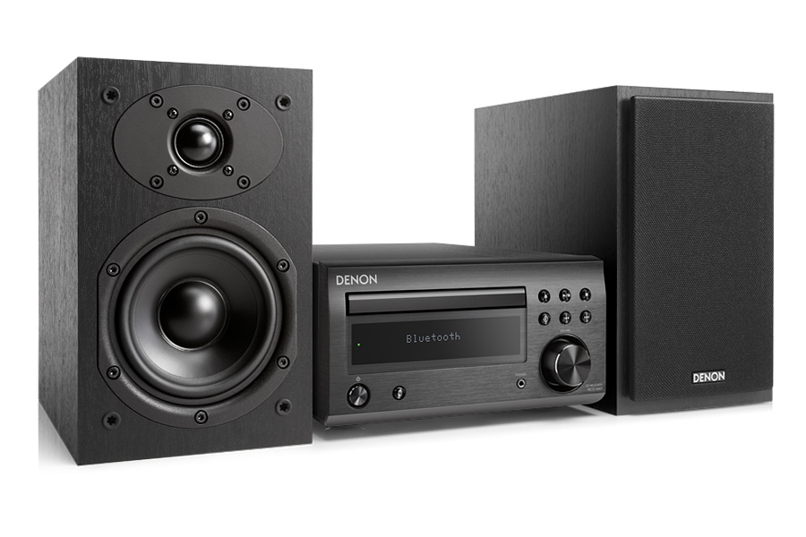 Denon D M41 Mini System Audio Z Odtwarzaczem Cd Audiopolis Pl