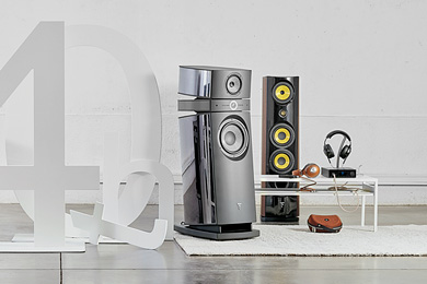 Focal Spectral 40th w Audiopolis!